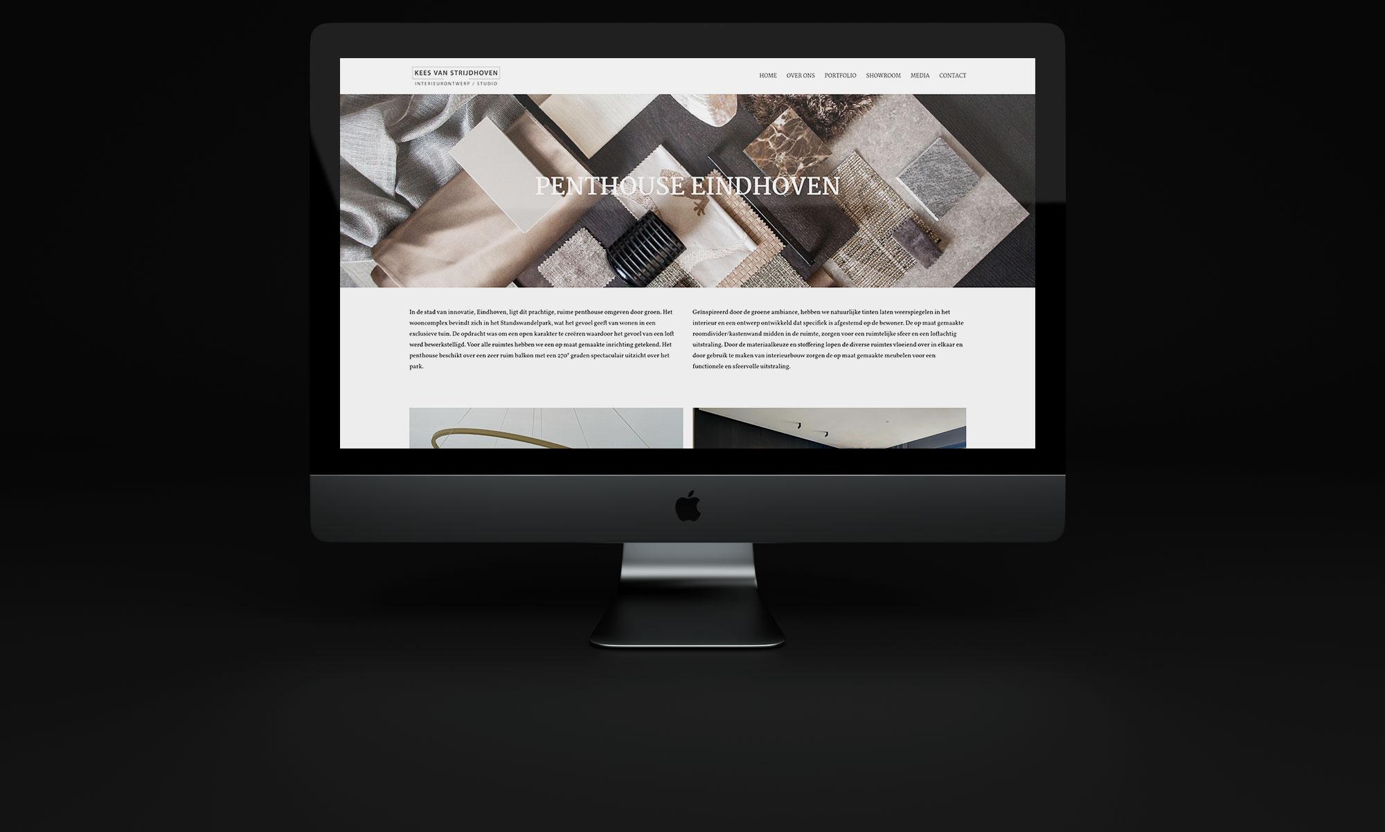 Website | Kees van Strijdhoven