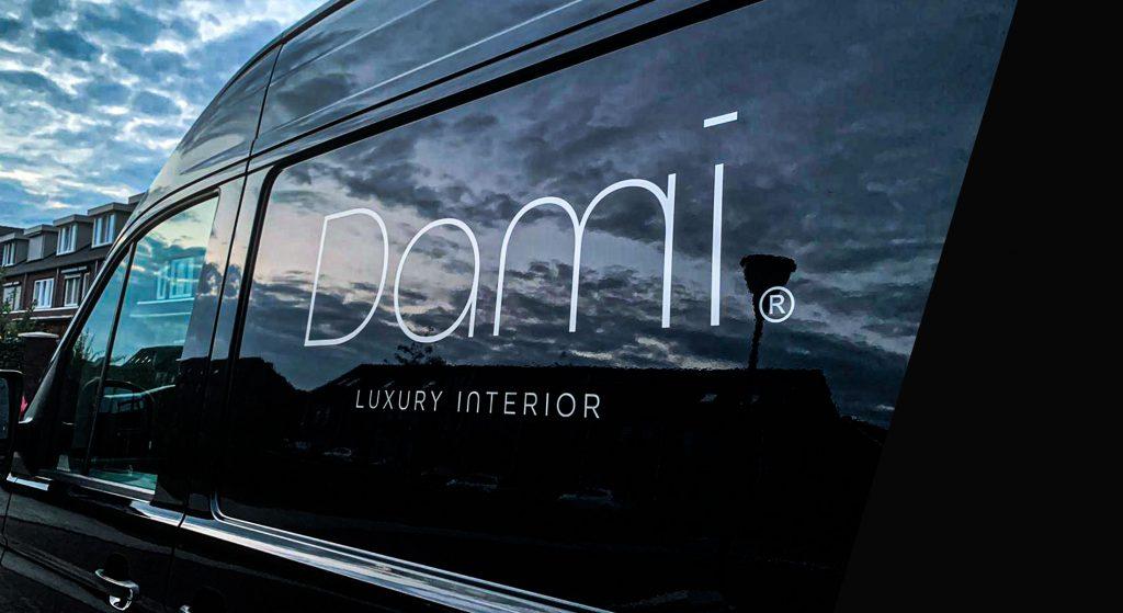 Dami Luxury Interior | GOAN Creative Agency