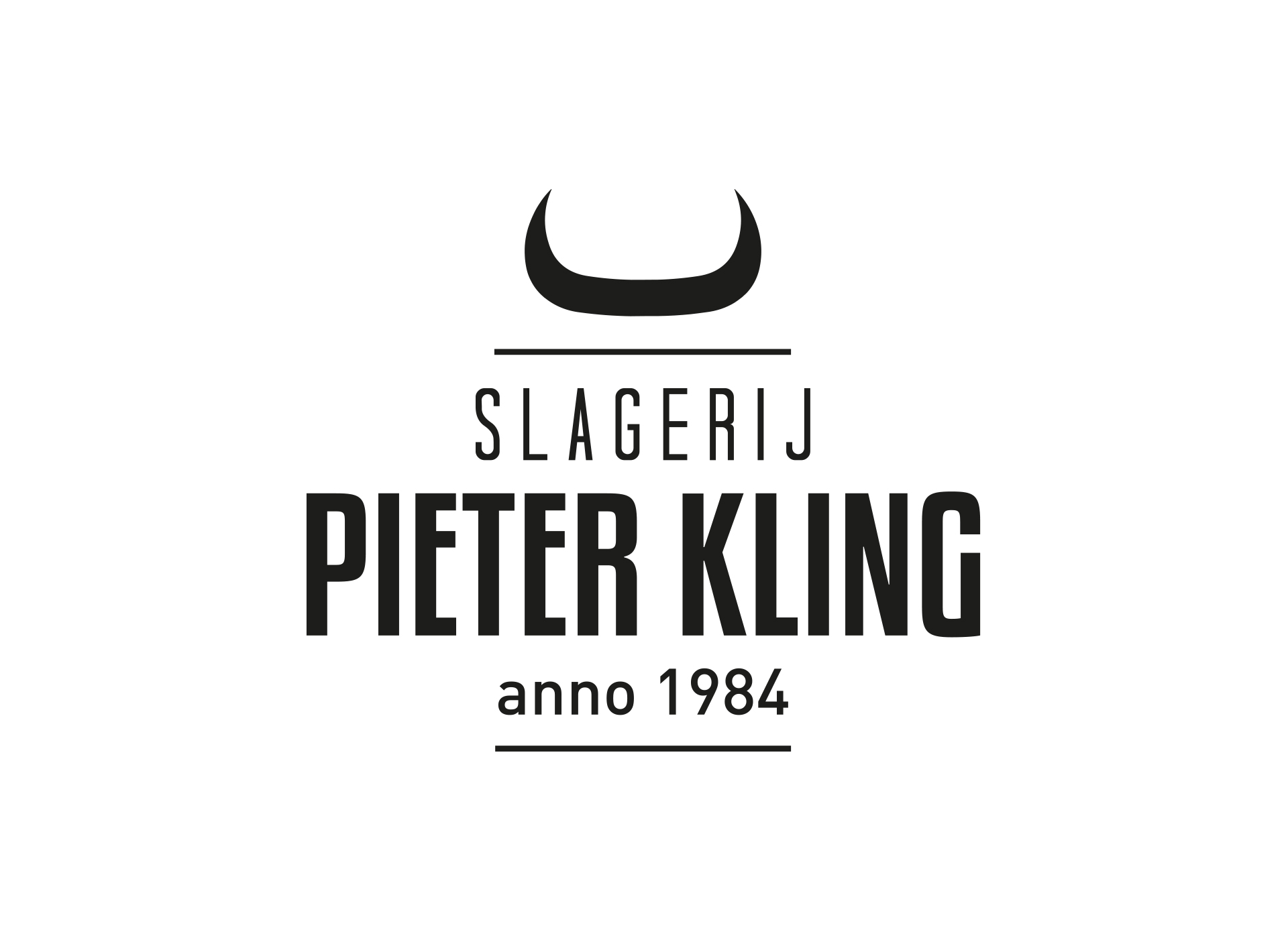 Logo Slagerij Pieter Kling